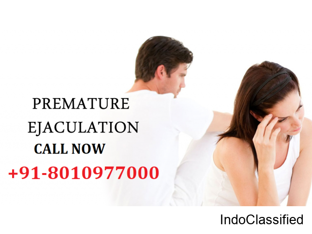 Treatment for premature ejaculation in Chattarpur | 8010977000
