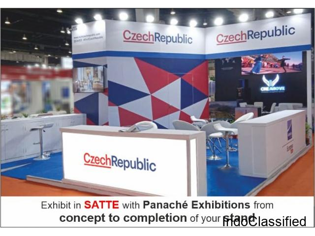 Engage Target Audience By Searching The Best Exhibition Company