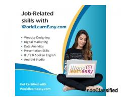 Learn Website Designing, Digital Marketing and Data Analytics