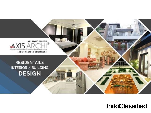 Residential Interior Design | Residential Building Design