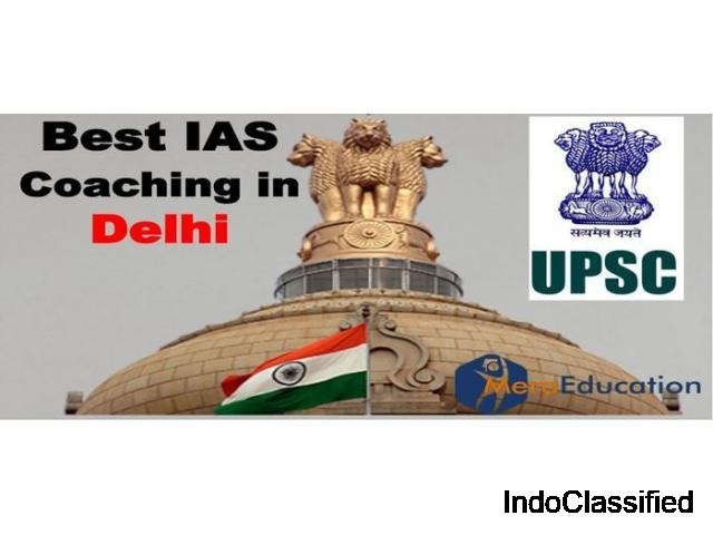 Select the Best IAS Exam Coaching Centre in Delhi - 1