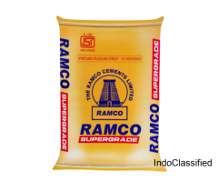 Ramco Cement Price | Buy Ramco Super Grade Cement -BuildersMART