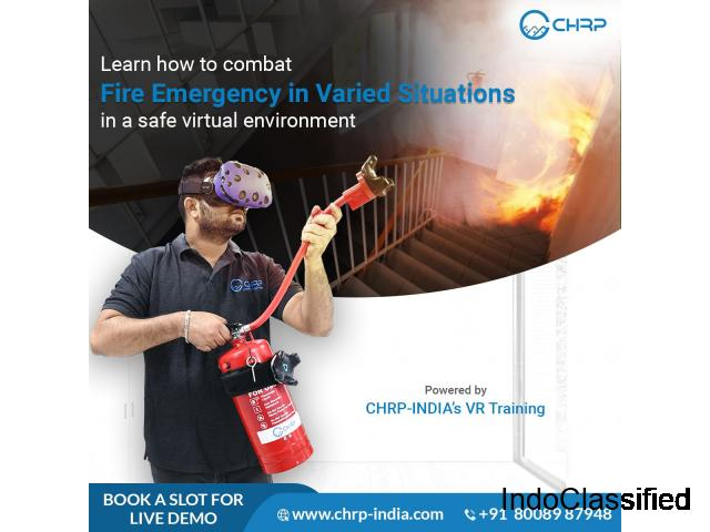 VR TRAINING SOLUTIONS