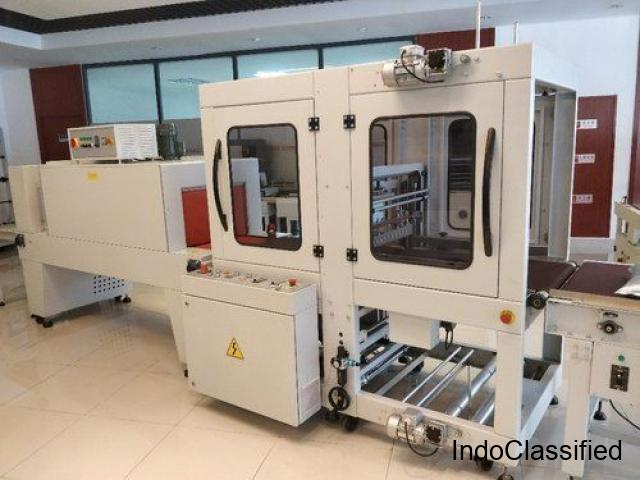 Automatic Web Sealer Machine Manufacturer in Noida | Machine Exporters In India