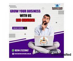 SEO Services in Karachi, Pakistan