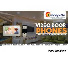 Brihaspathi Technologies- Video Door Phone System Dealers Hyderabad.