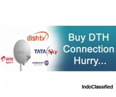 NEW DTH CONNECTION OFFER -SASTA DTH