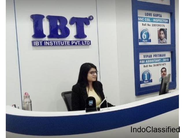 Ibt: Bank Po/ Clerk Coaching In Laxmi Nagar Delhi