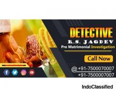 Pre Matrimonial Investigations