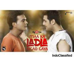 Maa Ka Ladla Bigad Gaya Big M Zoo Originals New Web Series Streaming
