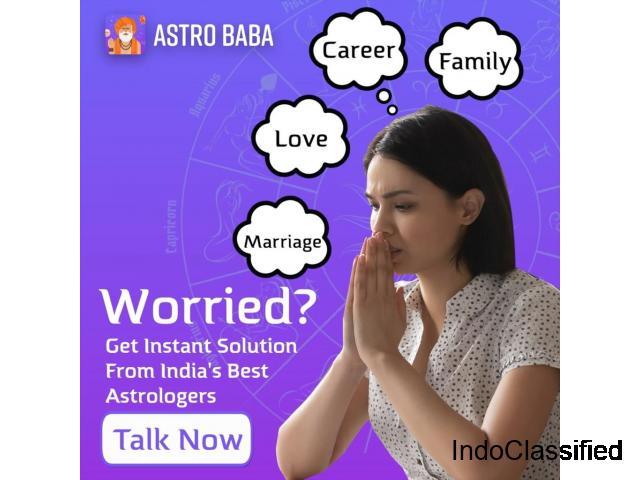 Talk to Astrologer - Indian Verified Astrologer | Online Consultation