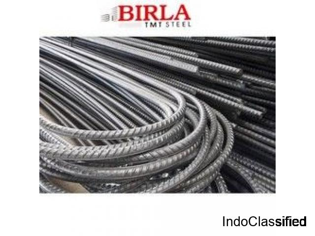 Birla TMT Fe-500 Grade-16mm bars steel online
