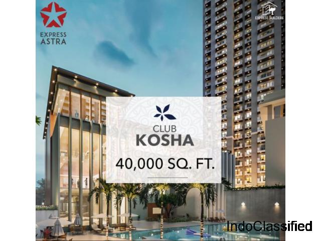 Express Astra New Project in Noida Extension