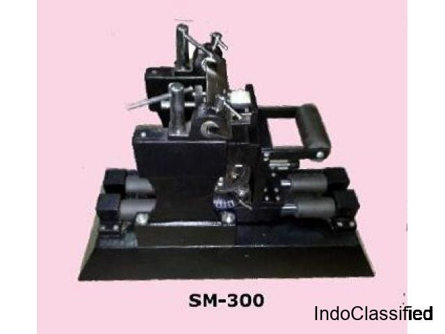 Microtome Manufacturer & Supplier India