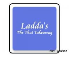 15% Off - Ladda's the Thai Takeaway Restaurant Menu in Newtown NSW