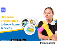 Hire Local Professionals to Book Home Services