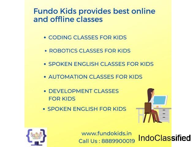 Best basic computer classes for kids in Chhattisgarh