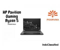 Best HP Pavilion Gaming Ryzen 5 laptops prices in India