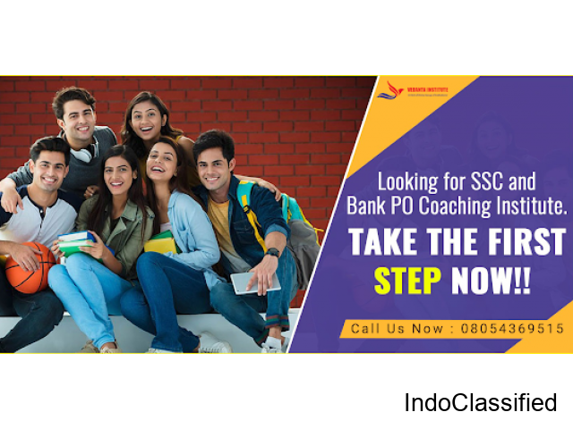 IBPS PO Coaching in Chandigarh - Vedanta Institute