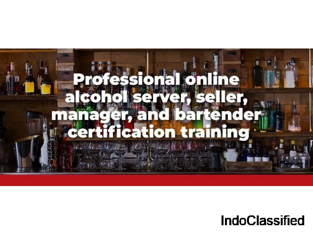 How To Get Bartending License