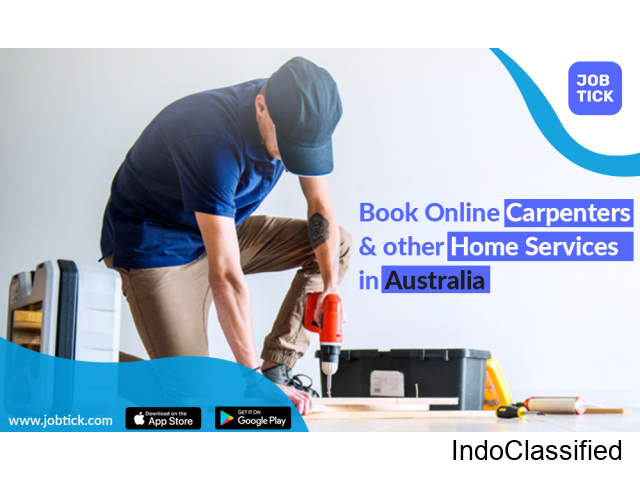Book Online Carpenters & other Home Services in Australia