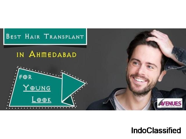 Dr. Kinnar Kapadia is experienced Hair Transplant in Ahmedabad