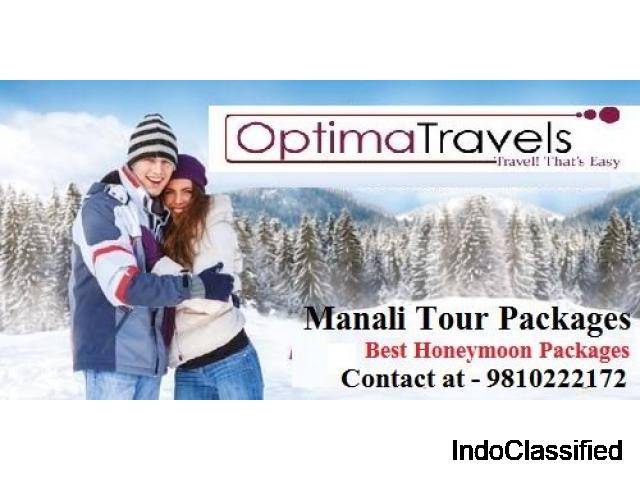 Discover the Affordable Manali Tour Packages With Us