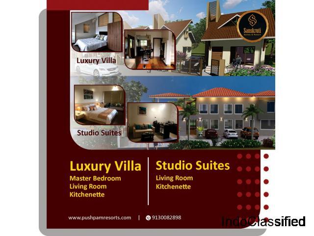 Luxurious Villas near Mumbai Pushpam Sanskruti