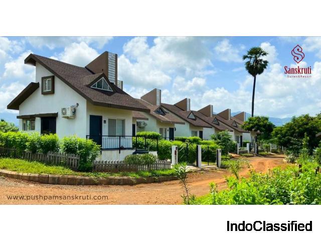 Second Home near Mumbai - Pushpam Sanskruti