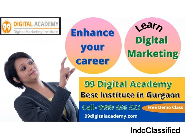 Learn Digital Marketing Course in Gurgaon, Join Free Demo Class