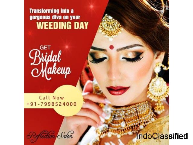 Reflection Unisex Salon - Bridal Makeup Artist in Karnal