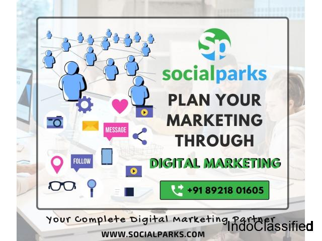 SOCIAL PARKS Digital Marketing Agences Palakkad
