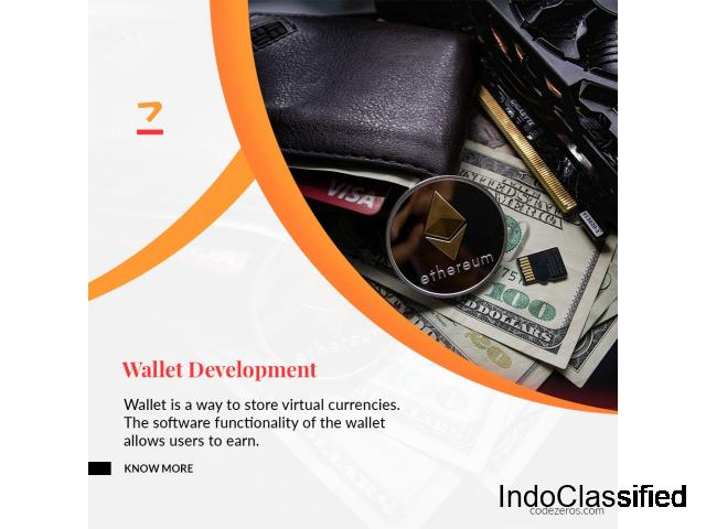 Crypto Wallet Development | Blockchain Wallet Development