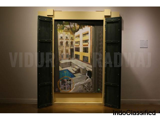 Commercial Masterpiece by 'Green Man' Vidur Bharadwaj