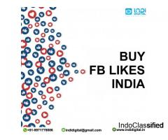 How to buy original Fb likes in India