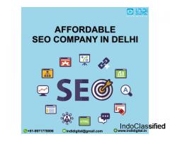 Find the most affordable SEO company in Delhi for your business