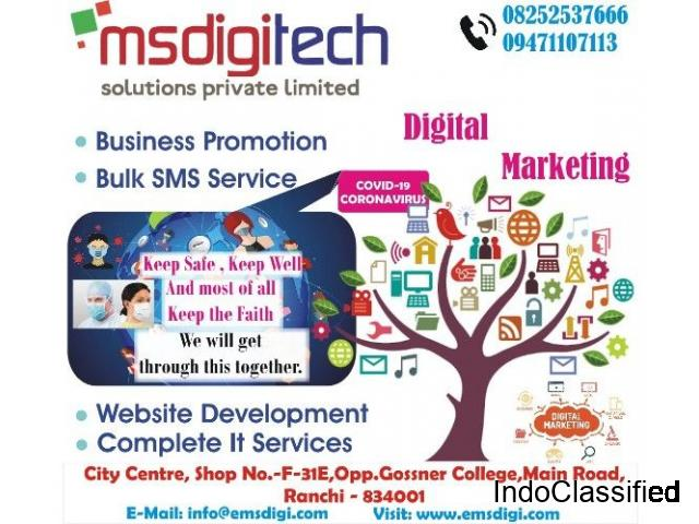 Best Website development Company In Ranchi