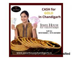 Cash for gold in Chandigarh - Instant Cash Against gold | Jewel House