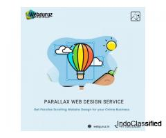 Parallax Scrolling Website Design Services