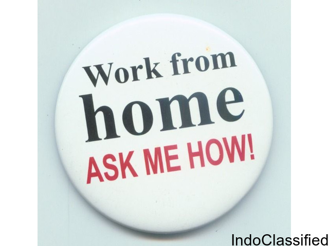 Part- Full Time Work in Your Free Time for More Details Call Me