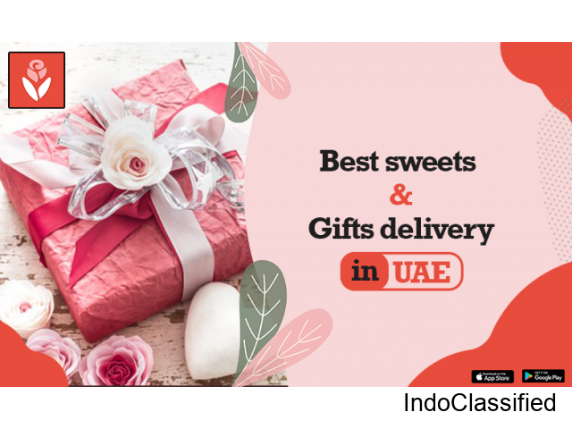 Best sweets and gifts delivery in UAE