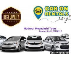Madurai Meenakshi Tours- Online Cab Booking Madurai