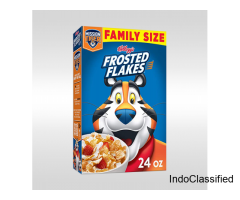 Custom-Printing Options on Cereal Boxes: