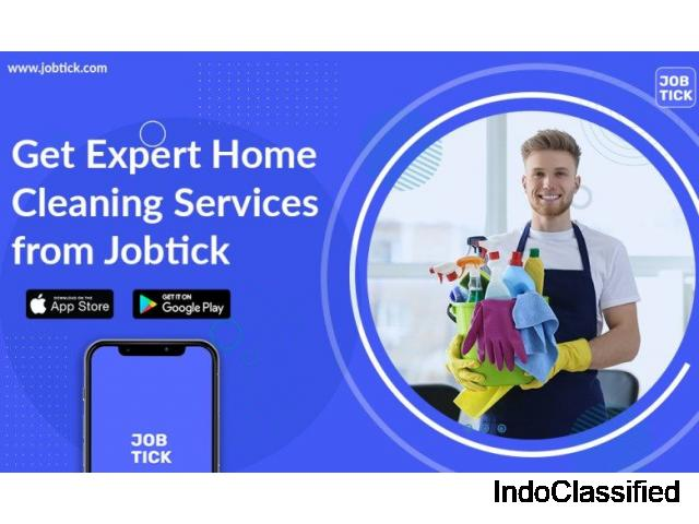 Get Expert Home Cleaning Services from Jobtick
