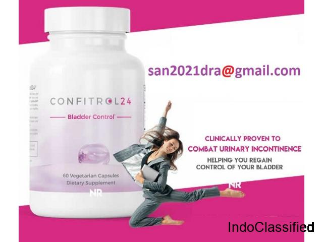 Effective drug for urinary incontinence