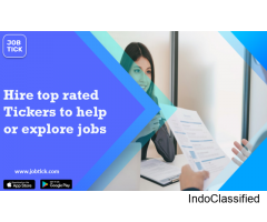 Hire Top-Rated Tickers to Help or Explore Jobs