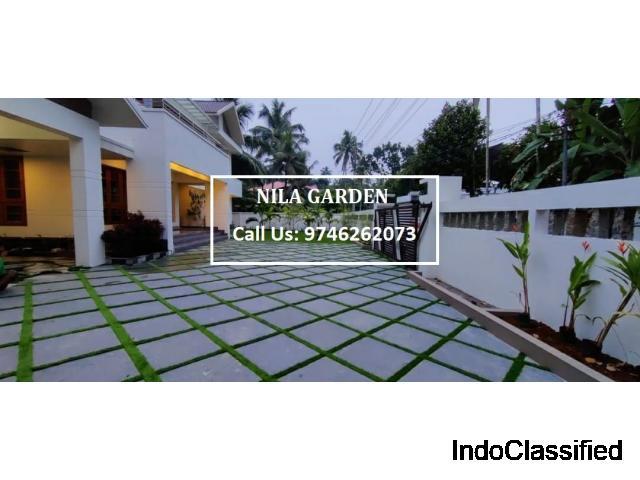 NILA GARDEN Landscap worker Thrissur