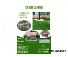 GREEN GARDEN Artificial grass Ernakulam