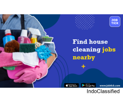 Find House Cleaning Jobs Nearby