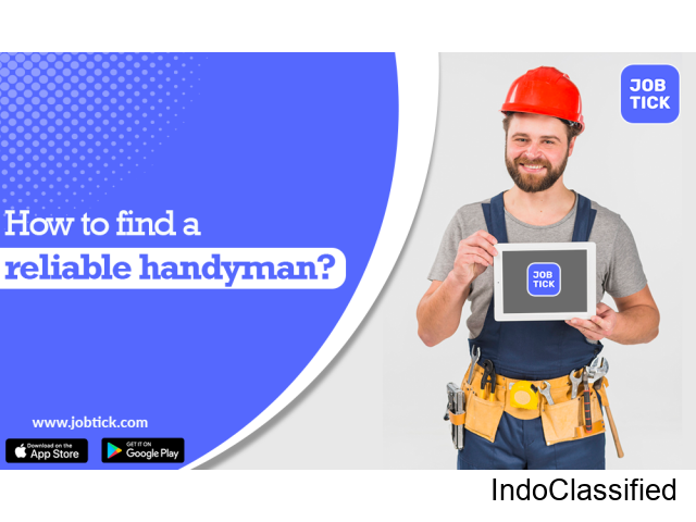 How to find a reliable handyman?